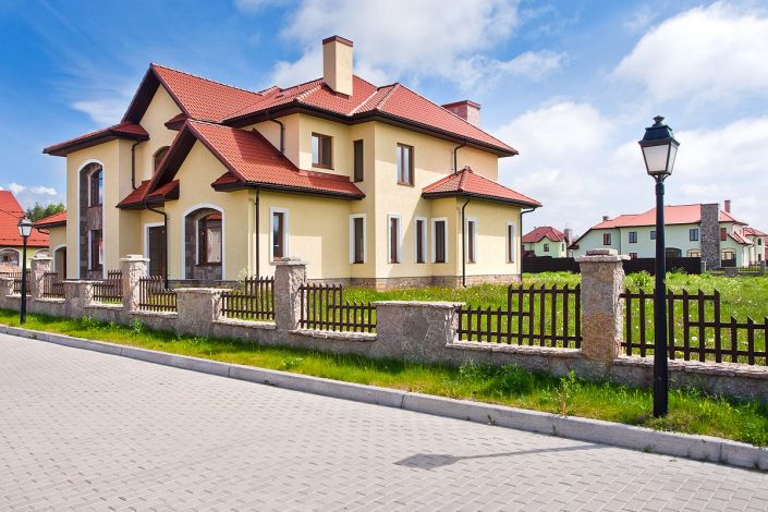 Фотосъёмка недвижимости и экстерьера