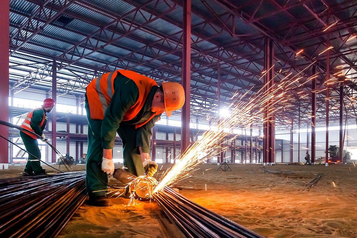 Строительство склада в СПб