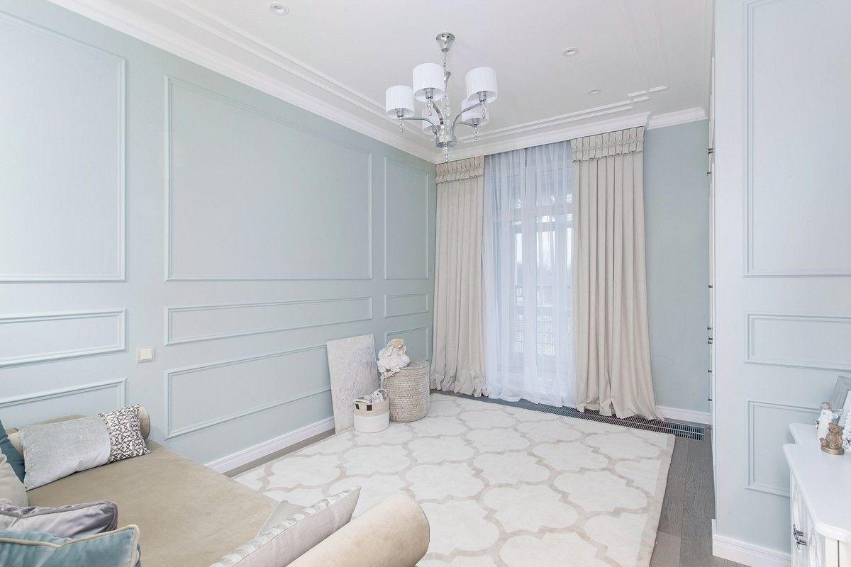 Интерьерное фото детской комнаты авторский дизайн