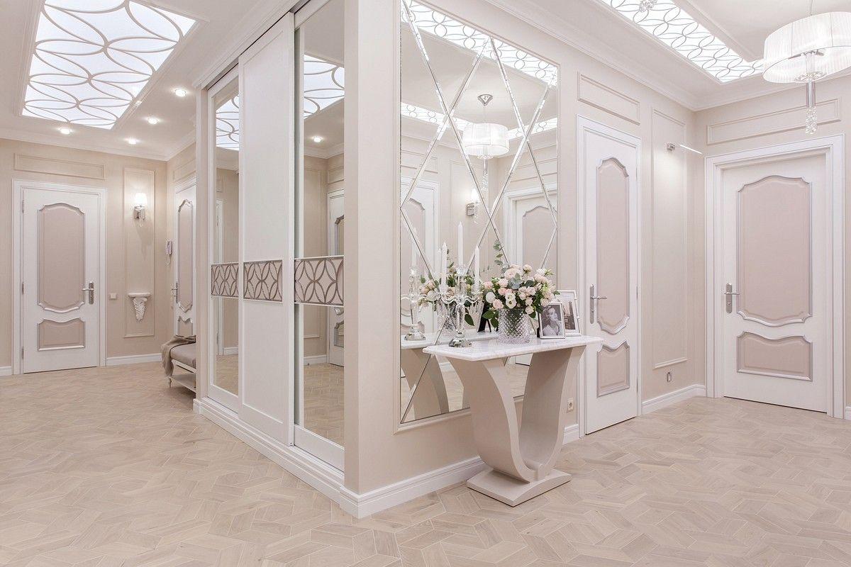 Интерьерное фото коридора авторский дизайн