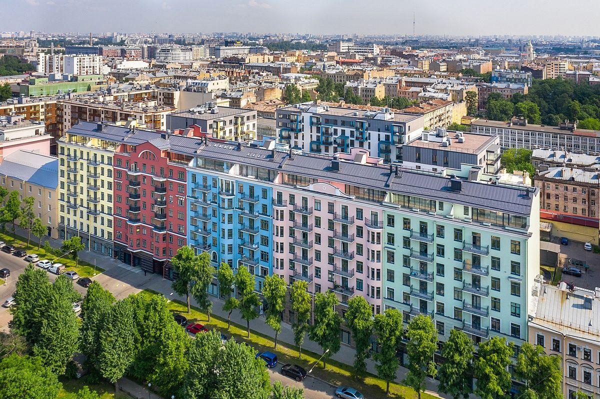 Аэро фотосъёмка в СПб