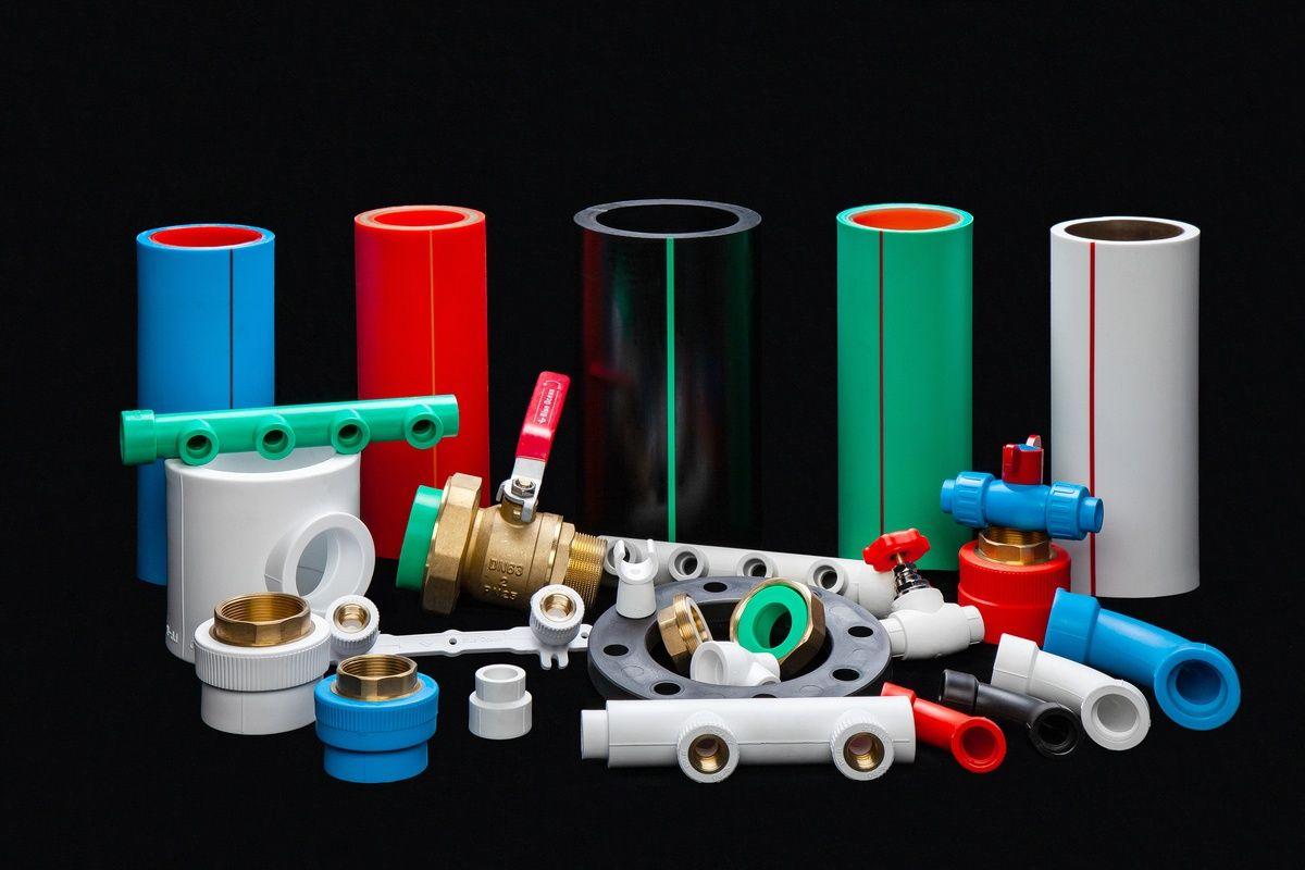 пластиковые сантехнические изделия из пластика с вставками металла
