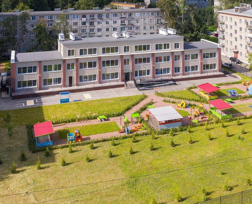 Капитальный ремонт детского сада №61 Невского района Санкт-Петербурга