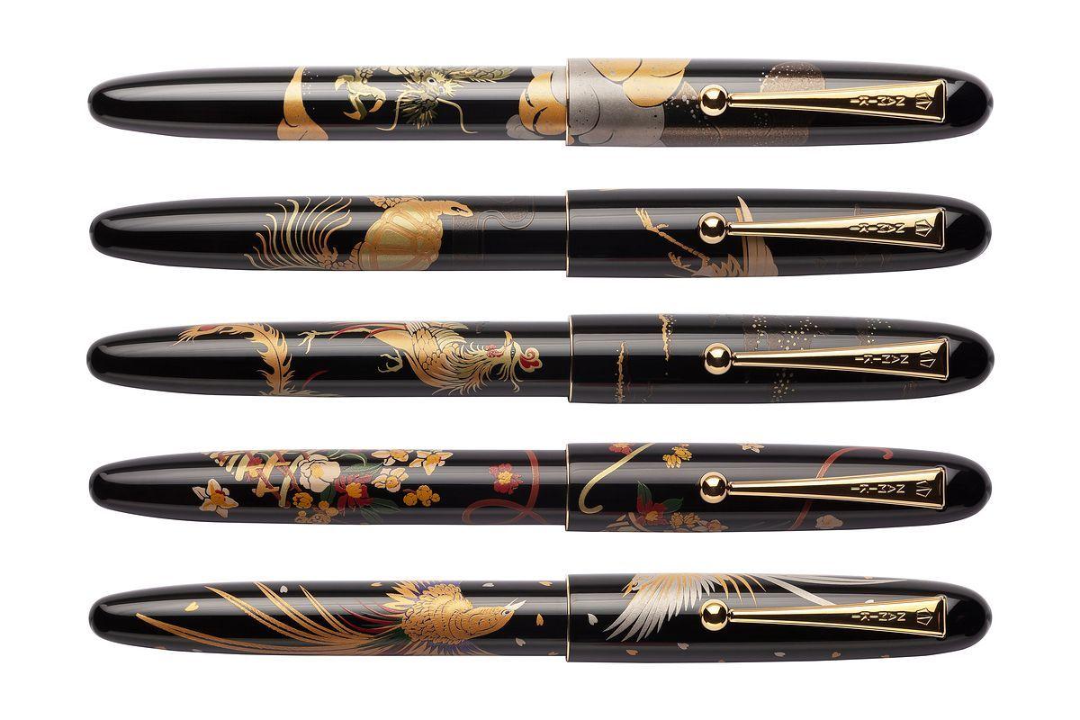 Перьевые ручки NAMIKI