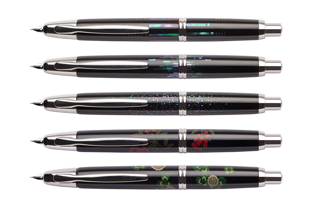 Перьевые автоматические ручки NAMIKI