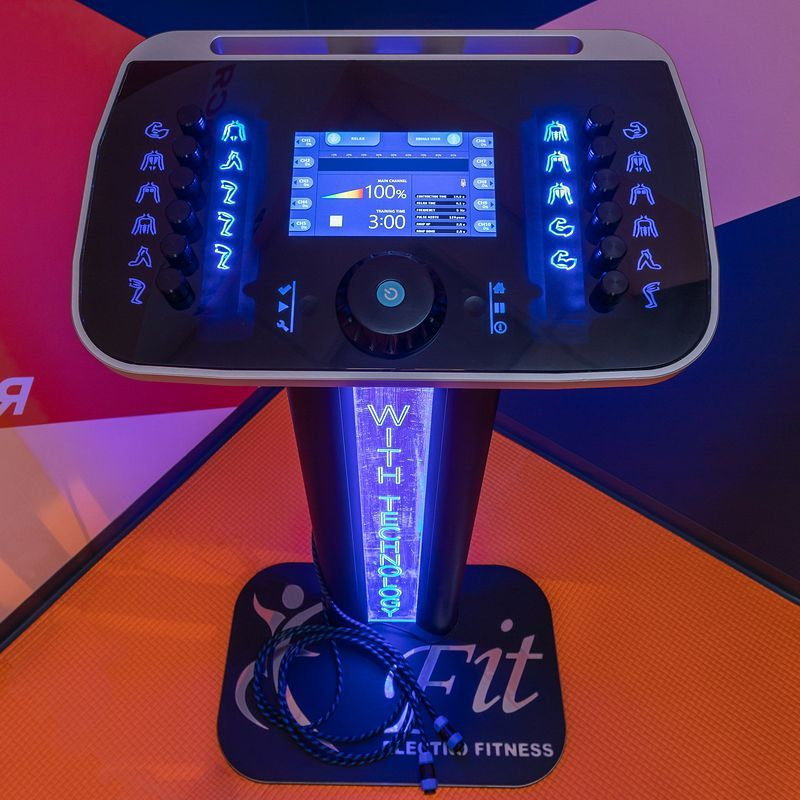 Фитнес студия SmartFit