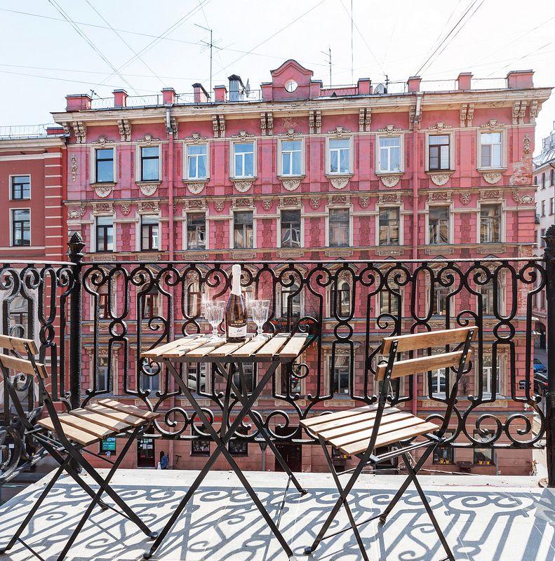 Интерьерная фотосъемка квартиры в СПб